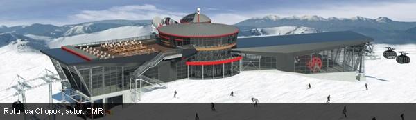 Nová Rotunda Chopok